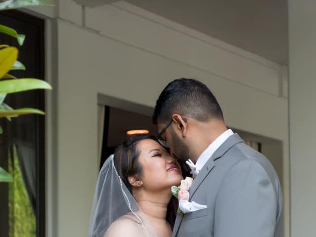 Chet and Sharmayne's Wedding in Greensboro, North Carolina 9