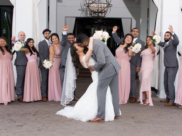 Chet and Sharmayne's Wedding in Greensboro, North Carolina 12