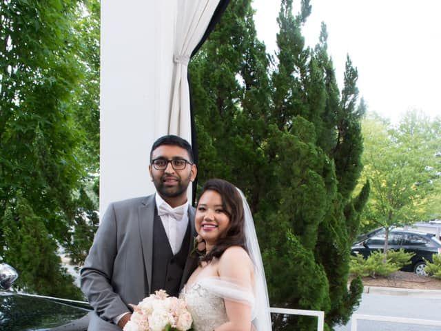 Chet and Sharmayne's Wedding in Greensboro, North Carolina 13