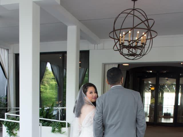 Chet and Sharmayne's Wedding in Greensboro, North Carolina 15