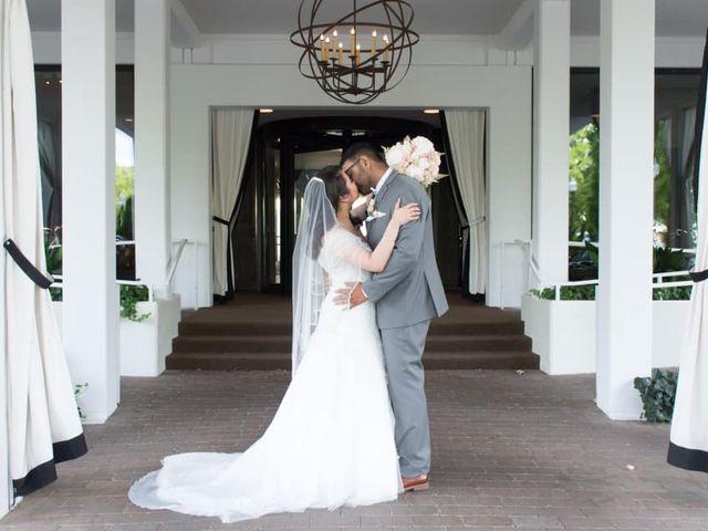 Chet and Sharmayne's Wedding in Greensboro, North Carolina 16