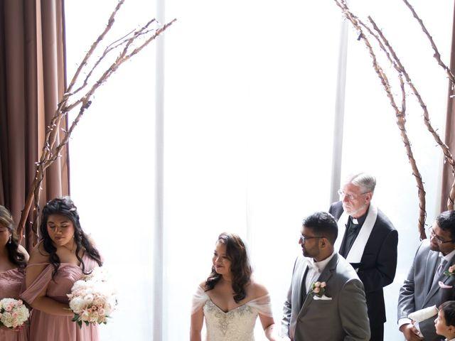 Chet and Sharmayne's Wedding in Greensboro, North Carolina 20