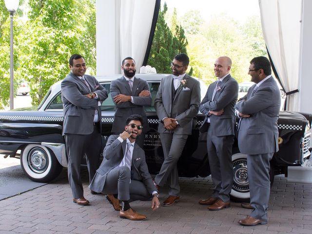 Chet and Sharmayne's Wedding in Greensboro, North Carolina 30