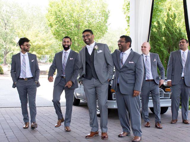 Chet and Sharmayne's Wedding in Greensboro, North Carolina 32