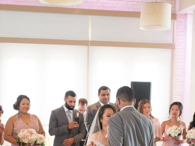 Chet and Sharmayne's Wedding in Greensboro, North Carolina 39