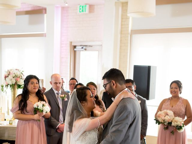 Chet and Sharmayne's Wedding in Greensboro, North Carolina 40