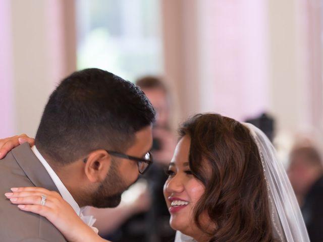 Chet and Sharmayne's Wedding in Greensboro, North Carolina 42
