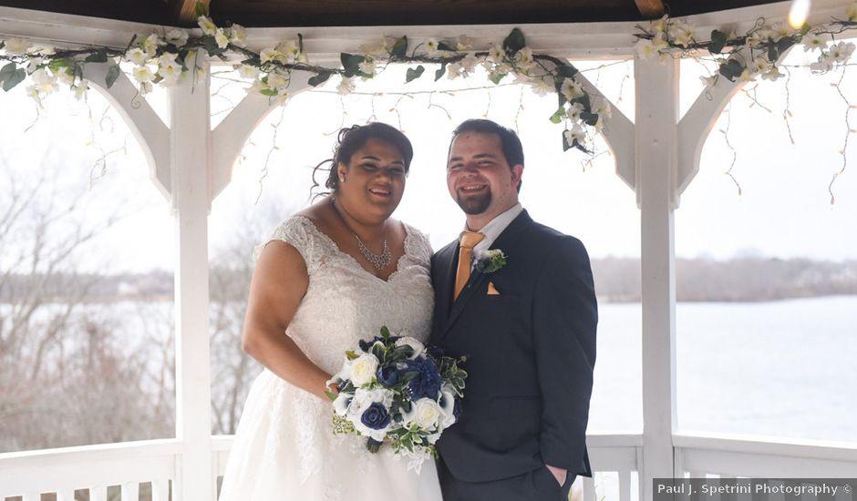 Gunnar and Aileen's Wedding in Fall River, Massachusetts