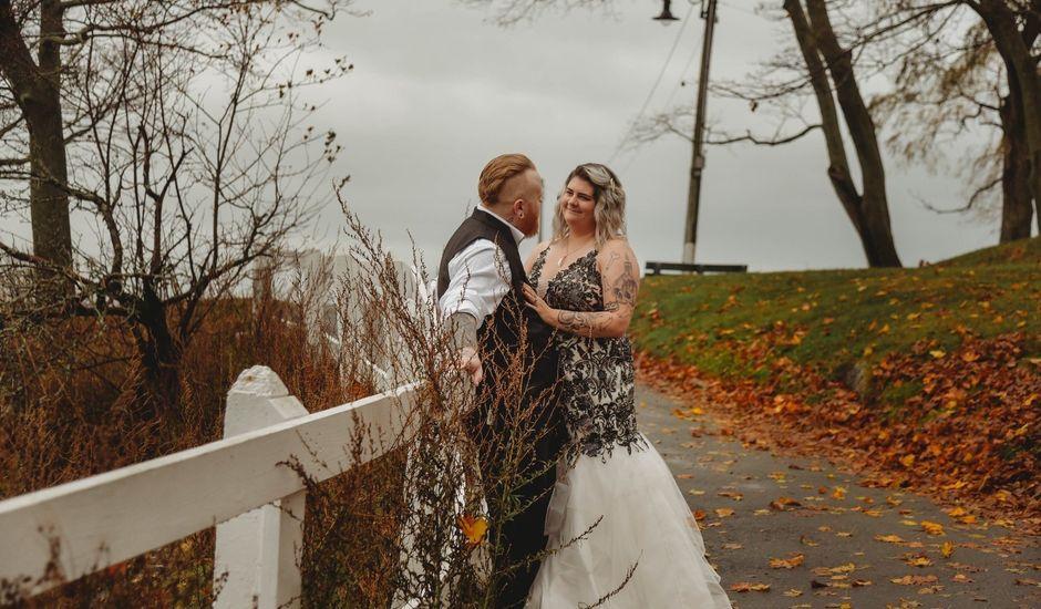 Joe and Leesa's Wedding in Salem, Massachusetts