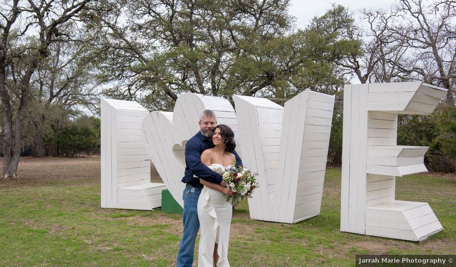 Aaron and Natalia's Wedding in Georgetown, Texas