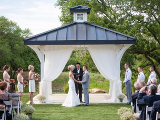 Stacy and Kyle's Wedding in Boerne, Texas 10