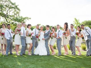 Stacy and Kyle's Wedding in Boerne, Texas 7