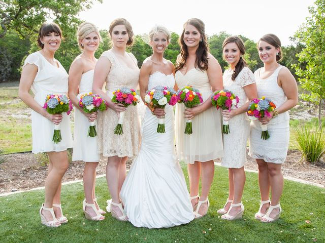 Stacy and Kyle's Wedding in Boerne, Texas 8