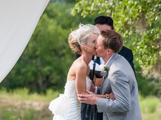 Stacy and Kyle's Wedding in Boerne, Texas 11