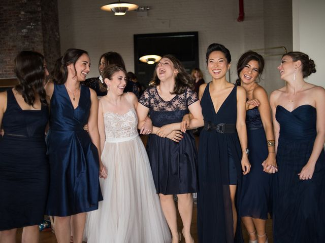 Carly and Quang's Wedding in Brooklyn, New York 3