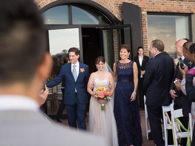 Carly and Quang's Wedding in Brooklyn, New York 10