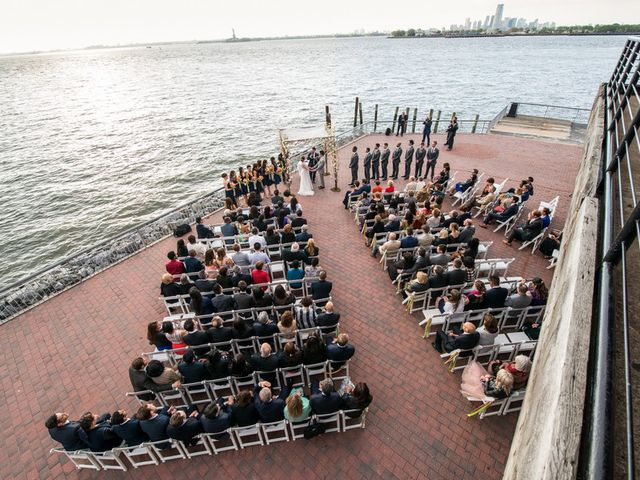 Carly and Quang's Wedding in Brooklyn, New York 11