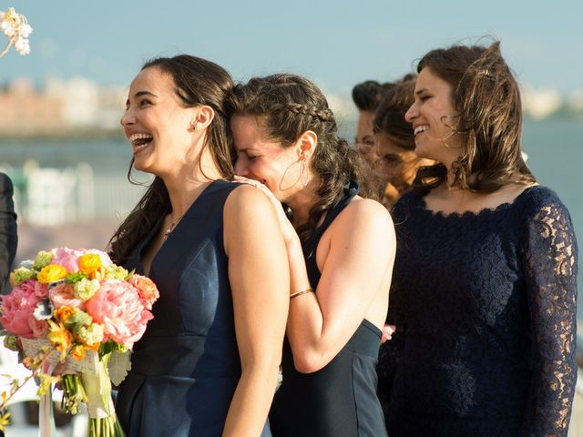 Carly and Quang's Wedding in Brooklyn, New York 13