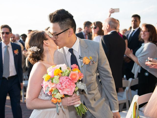 Carly and Quang's Wedding in Brooklyn, New York 15