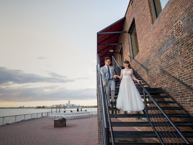 Carly and Quang's Wedding in Brooklyn, New York 16
