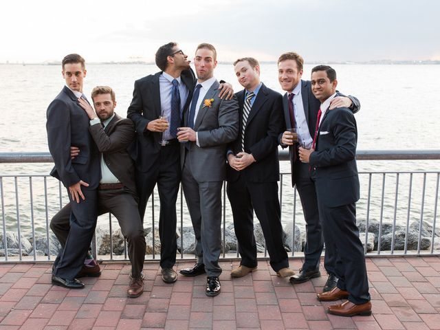 Carly and Quang's Wedding in Brooklyn, New York 17