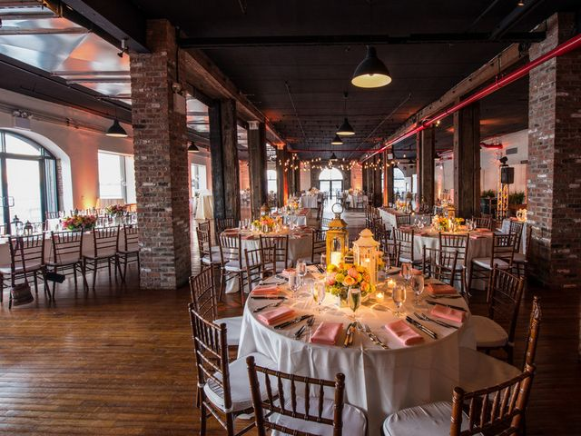 Carly and Quang's Wedding in Brooklyn, New York 18