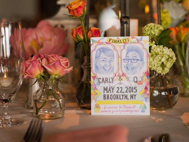 Carly and Quang's Wedding in Brooklyn, New York 19