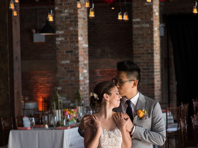 Carly and Quang's Wedding in Brooklyn, New York 21