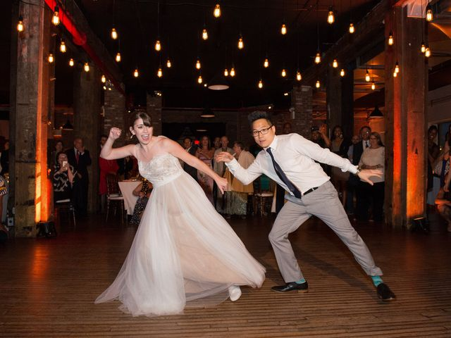 Carly and Quang's Wedding in Brooklyn, New York 22