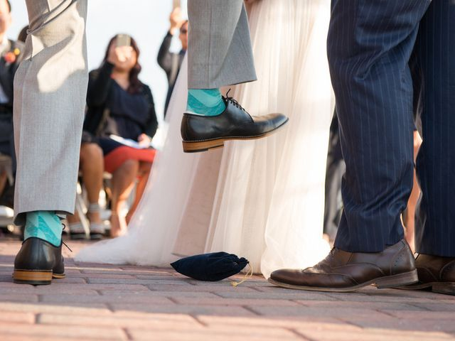 Carly and Quang's Wedding in Brooklyn, New York 14