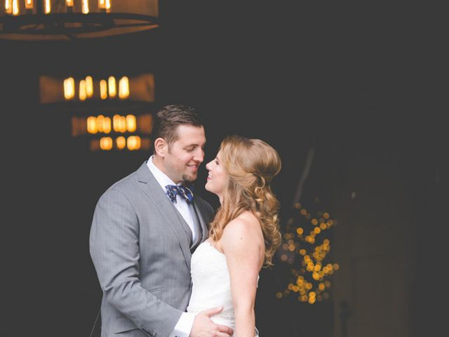 The wedding of Jake and Jennifer