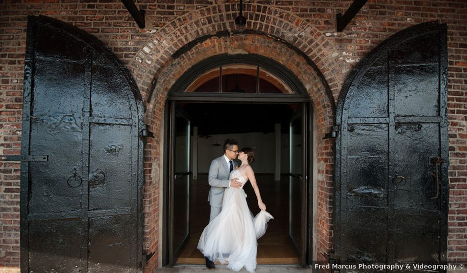 Carly and Quang's Wedding in Brooklyn, New York