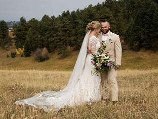 The wedding of Kaylee and Matthew