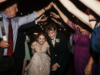 The wedding of Sydney and Ethan 1