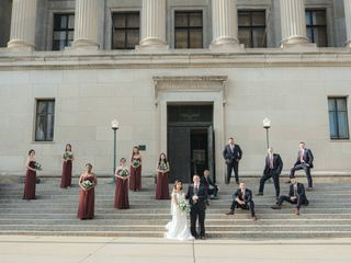 The wedding of Matthew and Julie 3