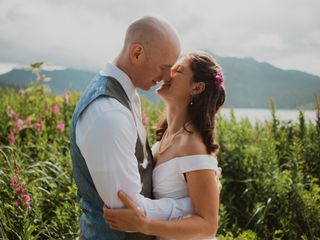The wedding of Christina and Kevin 2