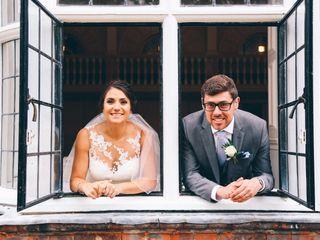 The wedding of Olga and Ian