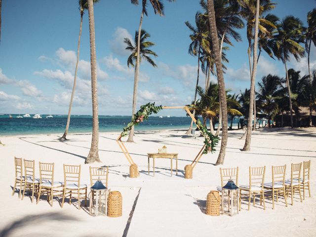 Zach and Tori's Wedding in Punta Cana, Dominican Republic 1
