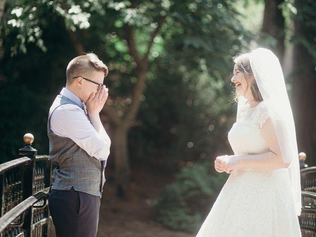 Leah and Avery's Wedding in Tuscaloosa, Alabama 1