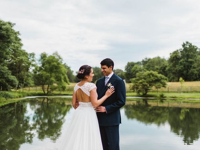 Vikram and Mary's Wedding in Purcellville, Virginia 4