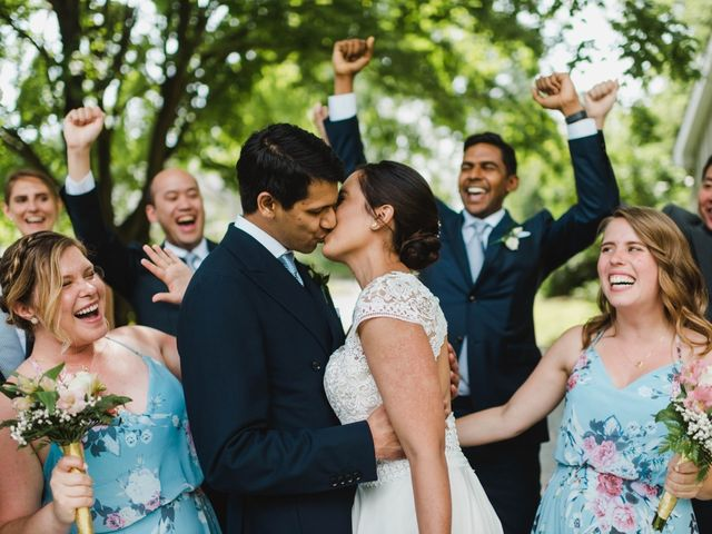 Vikram and Mary's Wedding in Purcellville, Virginia 5