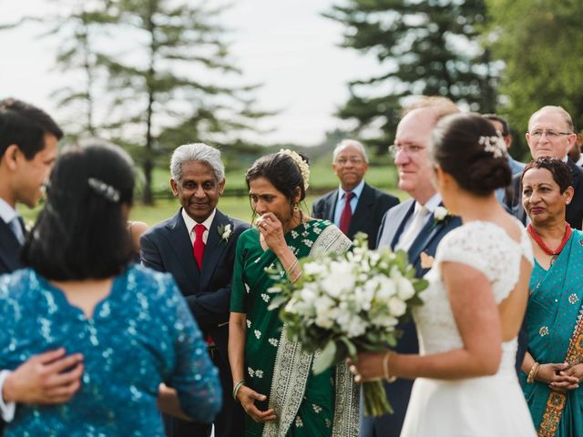 Vikram and Mary's Wedding in Purcellville, Virginia 12