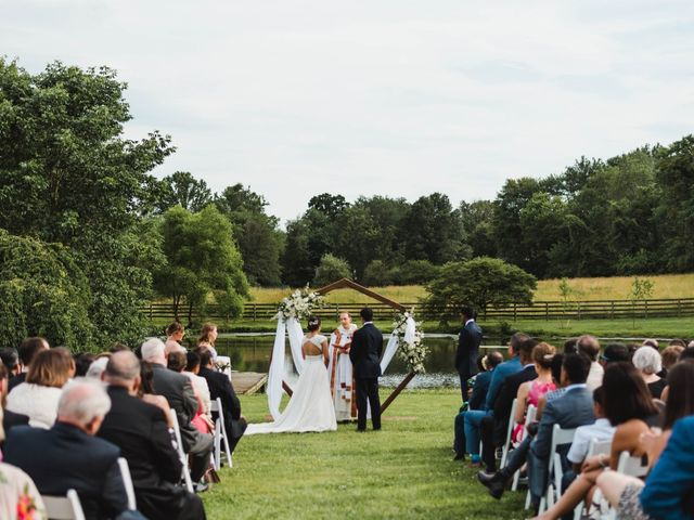 Vikram and Mary's Wedding in Purcellville, Virginia 13