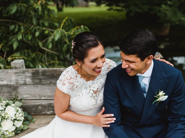Vikram and Mary's Wedding in Purcellville, Virginia 21