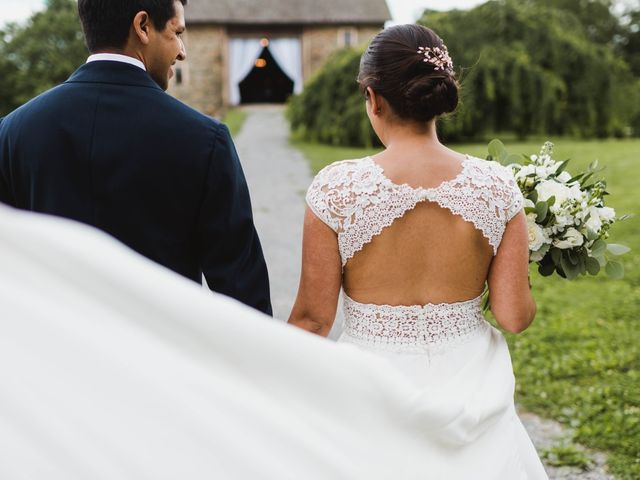 Vikram and Mary's Wedding in Purcellville, Virginia 22