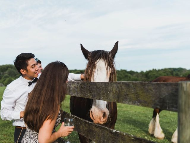 Vikram and Mary's Wedding in Purcellville, Virginia 24