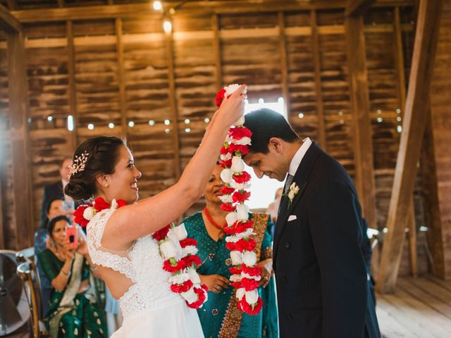 Vikram and Mary's Wedding in Purcellville, Virginia 29
