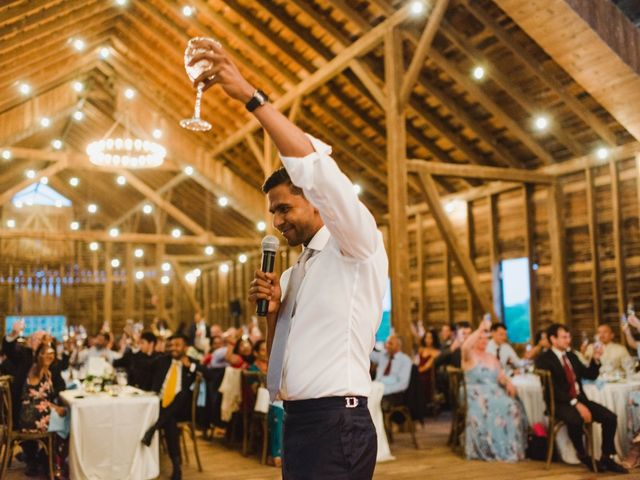 Vikram and Mary's Wedding in Purcellville, Virginia 30