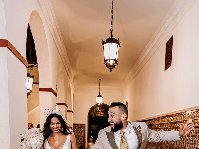 Julio and Carlota's Wedding in Puerto Real, Puerto Rico 19
