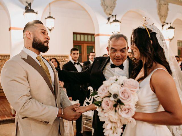 Julio and Carlota's Wedding in Puerto Real, Puerto Rico 23